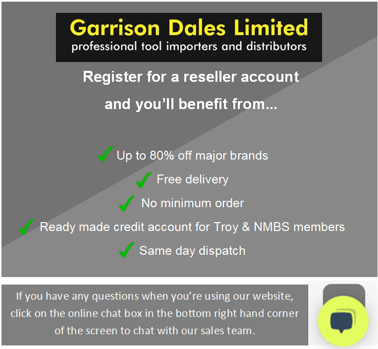Register with garrison dales